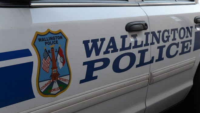 Wallington Police Department vehicle