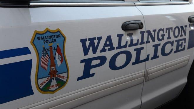 Wallington Police Department vehicle