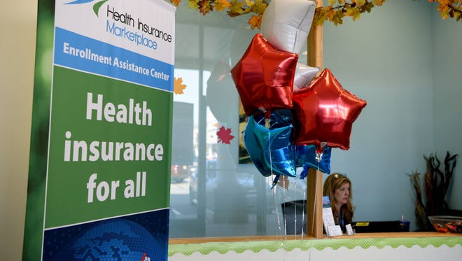 Signups in November for the Affordable Care Act plans in New Jersey outpaced last year's.