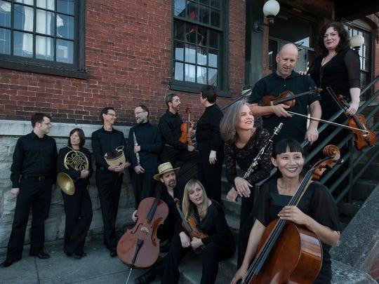 ALIAS Chamber Ensemble will present its Spring Concert on Tuesday at Vanderbilt's beautiful Turner Recital Hall.