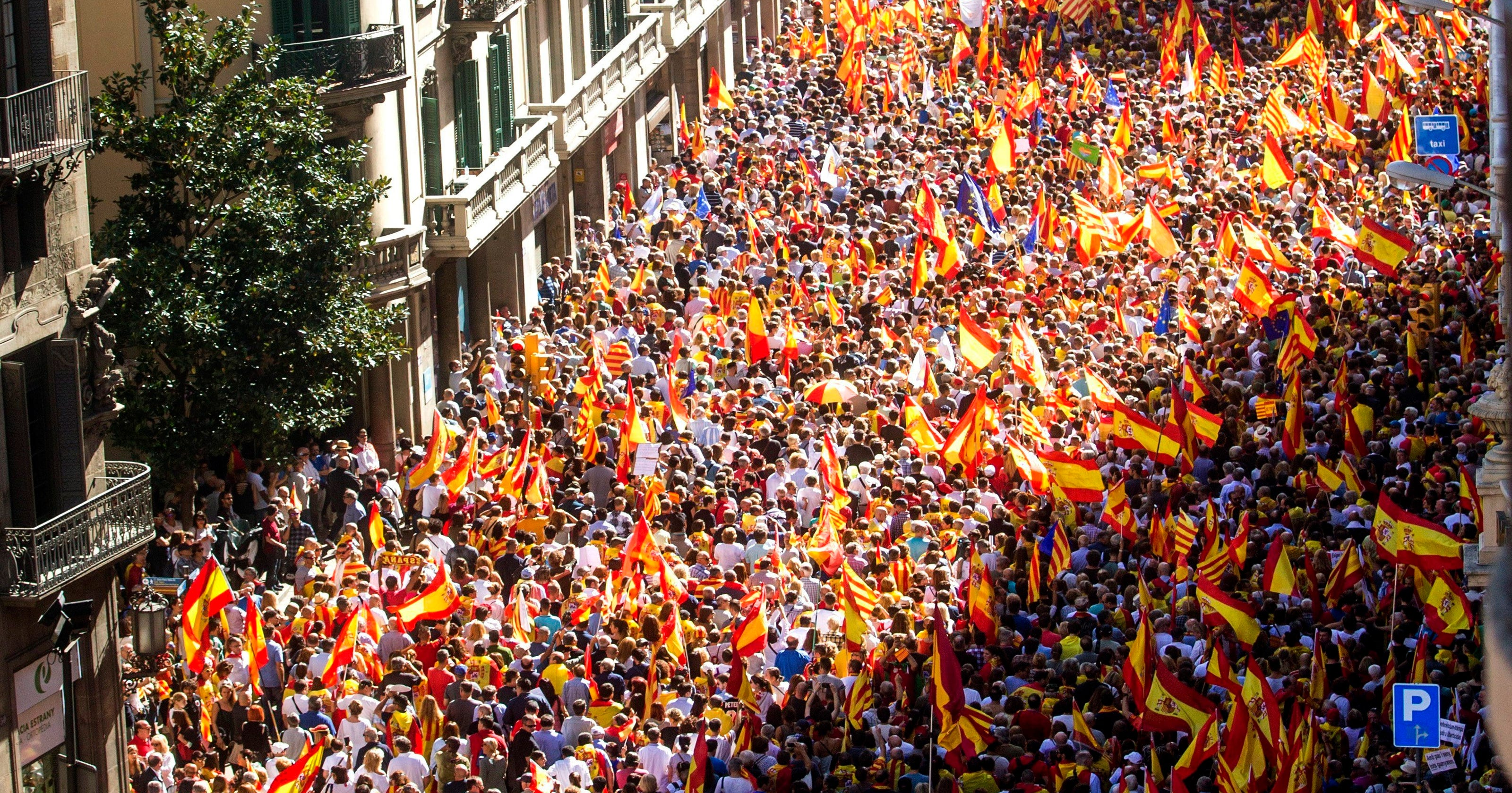 in catalonia women hope to build a feminist republic