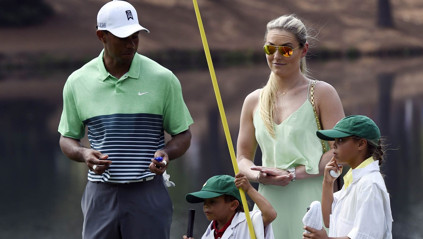 Tiger woods reflects on playing par 3 contest with his for Northeast ski and craft beer showcase