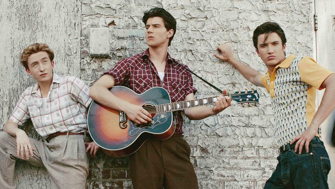 The cast of CMT's 'Sun Records' includes actors playing familiar names like Elvis, Johnny Cash and Jerry Lee Lewis.