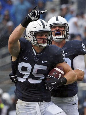 Penn State's Carl Nassib has picked up another major national honor.