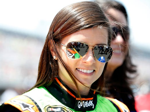 Danica Patrick, born March 25, 1982, in Beloit, Wis., made her NASCAR Nationwide Series debut in 2010 and her Sprint Cup debut in 2012.