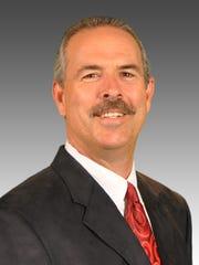 Mark Blust, new board member of the Sanibel & Captiva Islands Chamber of Commerce.