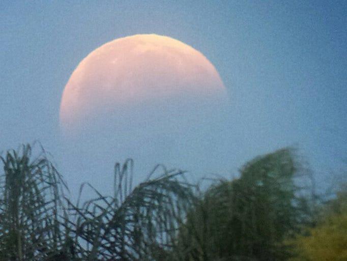 blood moon 2019 arizona time - photo #42