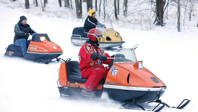 A state board has approved plans that would allow snowmobiling in Wisconsin's Blue Mound State Park.