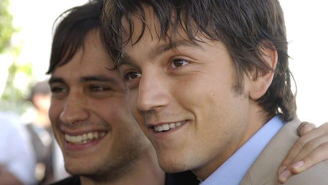 """Gael Garcia Bernal (left) and Diego Luna star in """"Y Tu Mamá También"""" from 2001."""