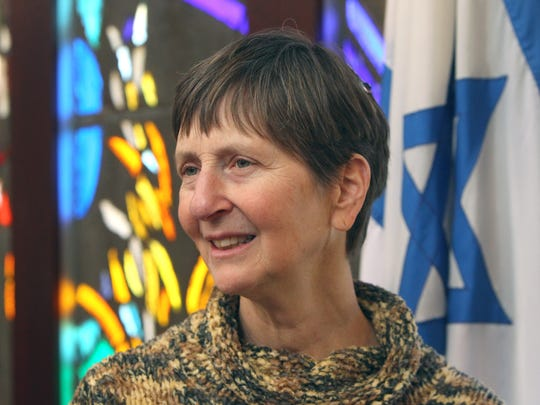 Rabbi Paula Drill talks about her connection to Israel