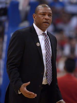 Clippers coach Doc Rivers has been outspoken during the Donald Sterling saga.