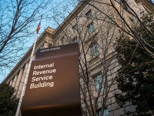 IRS REPORTS SCAM SURGE