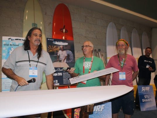 Whisnant Surfboard