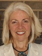 Alice Boggs Lentz is seeking one of three seat up for grabs on the Montreat Board of Commissioners in the November election.