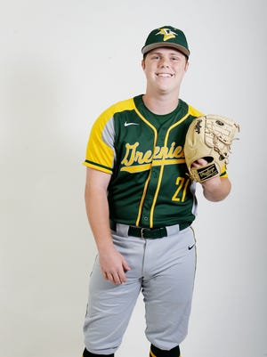 Chad Treadway, of Christ School, is the Ingles Athlete of the Week for April 9.
