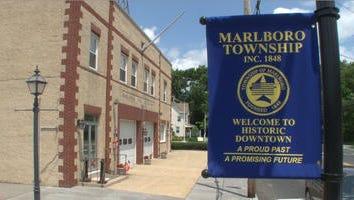 The view along North Main Street in Marlboro Township.