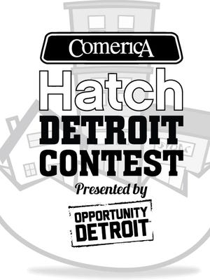 Four finalists have been named in this year's Comerica Hatch Detroit contest.