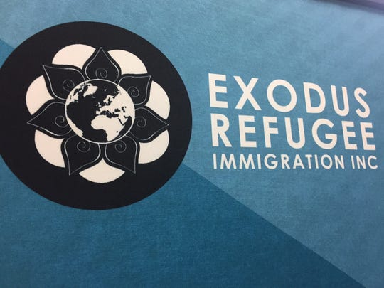 Exodus Refugee Immigration Inc. has brought 21 refugees to Indianapolis in the week since President Donald Trump's executive order came under challenge in federal court.