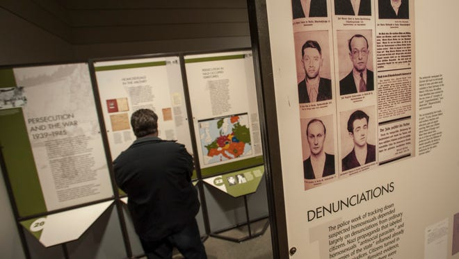 A recent poll commissioned by a Jewish group finds that factual familiarity with the Holocaust is dimming, Finley writes.
