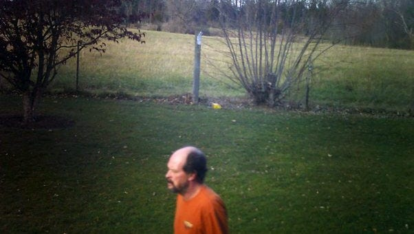 Northern York County Regional Police are asking the public's help in identifying the man pictured. They say he was seen in the backyard of a home in the 2000 block of Greenbriar Road.
