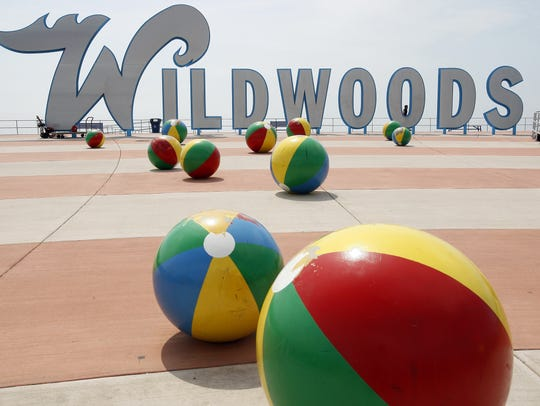 Wildwood will continue its tradition of broadcasting Kate Smith's rendition of 'God Bless America.'