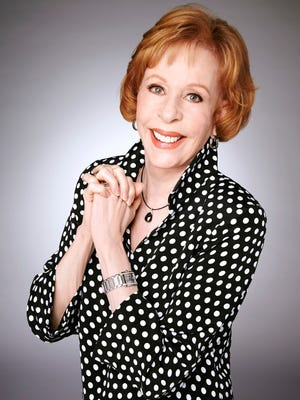 Publicity photo of Carol Burnett---from publicist.