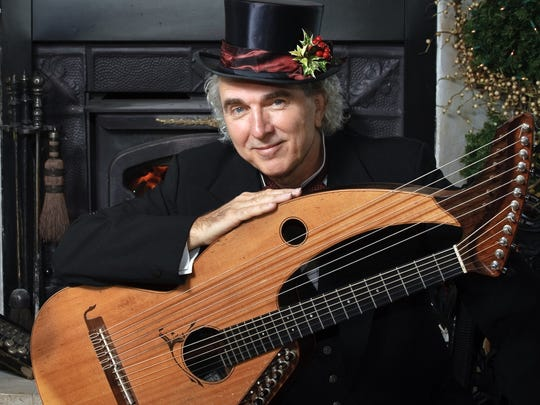 """Willamette University will present Emmy-nominated musician and storyteller John Doan in """"Christmas Unplugged — Reclaiming the Holiday Spirit"""" at 7 p.m. Nov. 30 at Hudson Concert Hall, Willamette University, 900 State St."""