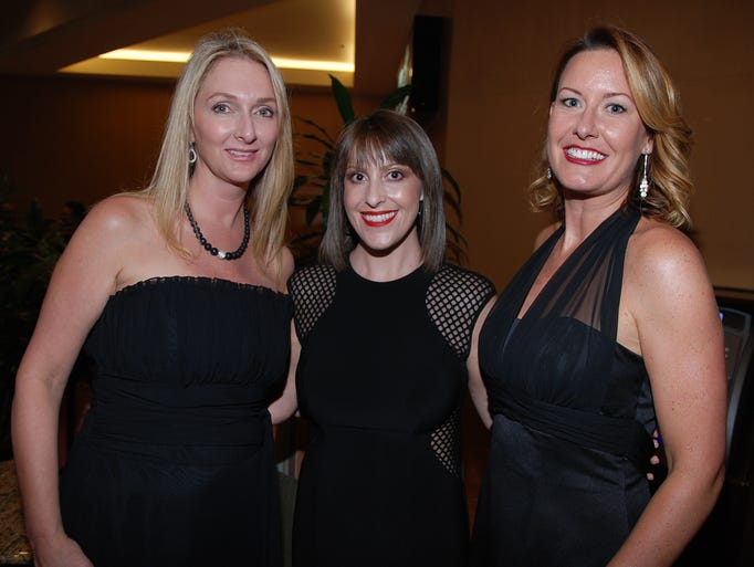 From left, Jill Klein, Tania Scopel and Ami Blitch