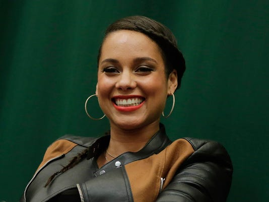 """Alicia Keys' """"Blue Moon: From The Journals Of Mama Mae & LeeLee"""" Book Release"""