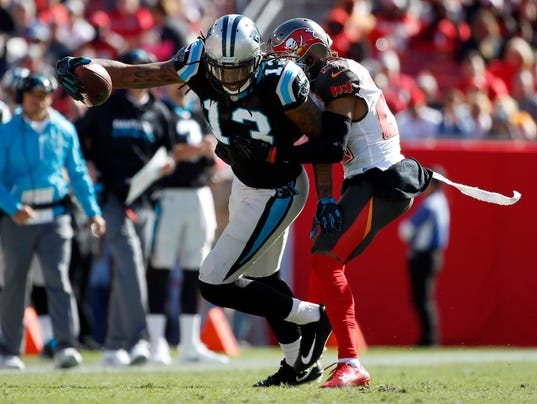NFL: Carolina Panthers at Tampa Bay Buccaneers