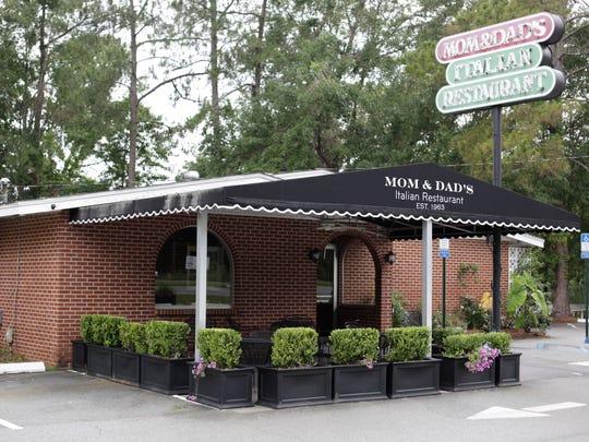 Mom & Dad's Italian Restaurant on Apalachee Parkway