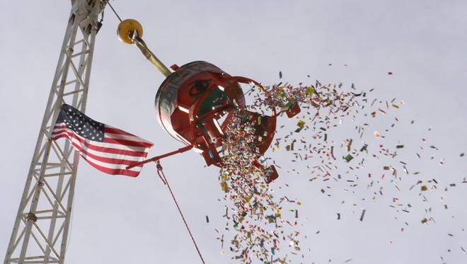"""The third annual Great Pumpkin Candy Drop is planned for 1:00 p.m. on Sunday, Oct. 22, at John T. Waits """"Rabbit"""" Park on the north side of Deming. Gate opens at 11:00 a.m. with activities planned for all ages, and hot dogs served by the Deming Police Department."""