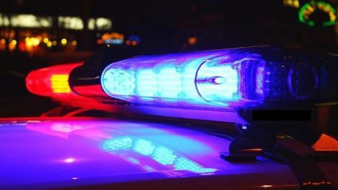 An Evesham man is charged in a road rage incident on Monday.