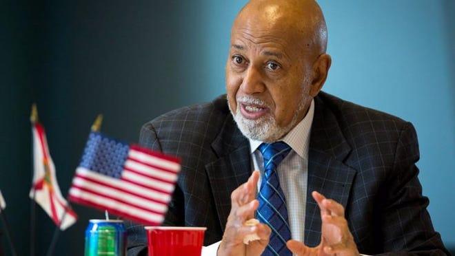U.S. Representative Alcee Hastings