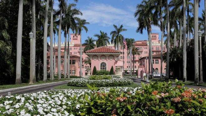 The Boca Raton Resort and Club.