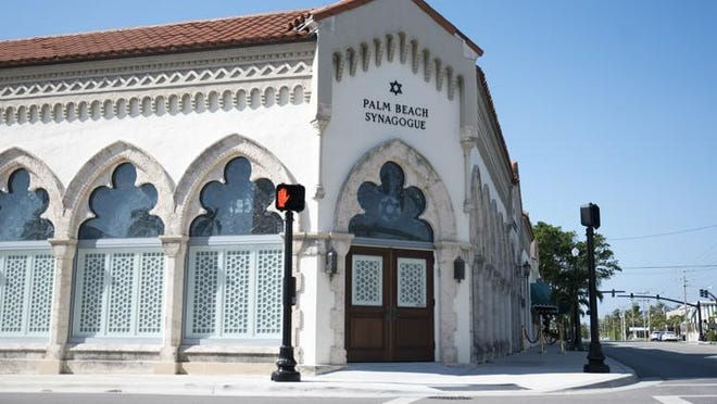 Palm Beach Synagogue is offering curbside pickup on Friday for anyone in need of traditional foods for Shabbat, such as chicken soup and challah.