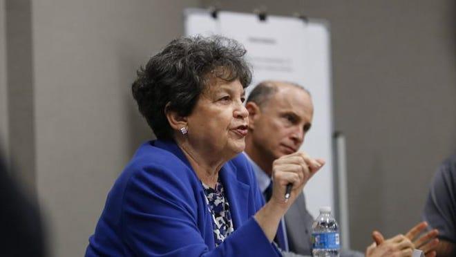 U.S. Rep. Lois Frankel, D-West Palm Beach