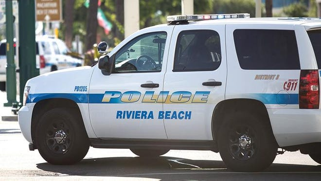 Riviera Beach police detectives are investigating a shooting on Singer Island on Sunday evening.