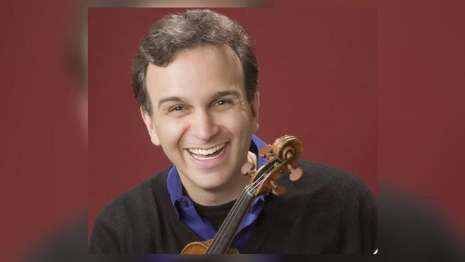 Violinist Gil Shaham wowed a sold-out crowd Sunday at The Society of the Four Arts.