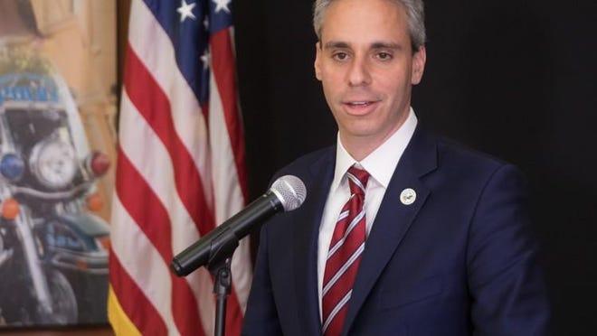 Boca Raton Mayor Scott Singer.