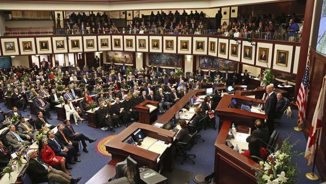 TALLAHASSEE -- The Florida Legislature has chipped away the state's landmark open government laws for decades.