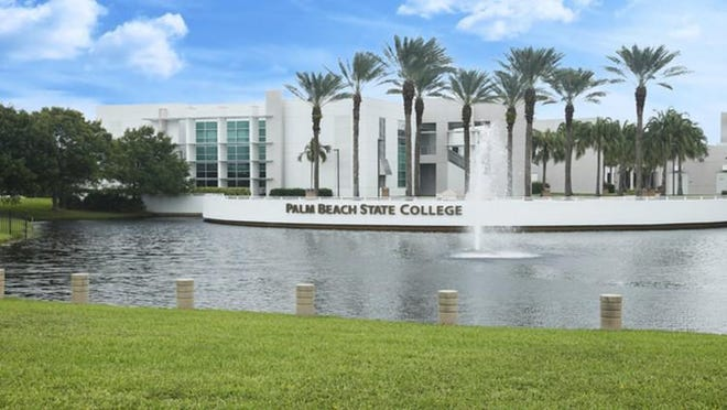Palm Beach State College Lake Worth campus.