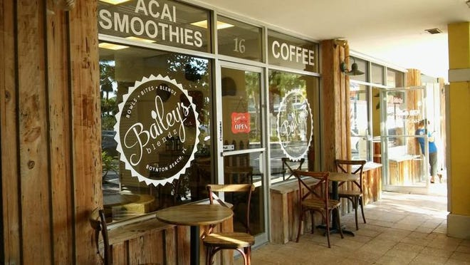 Bailey's Blendz is among several Boynton Beach businesses affected by the coronavirus shutdown. The and its Community Redevelopment Agency have created programs to offer financial assistance.