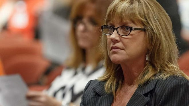 A judge ruled that former Palm Beach County Commissioner Karen Marcus can run for her old seat.
