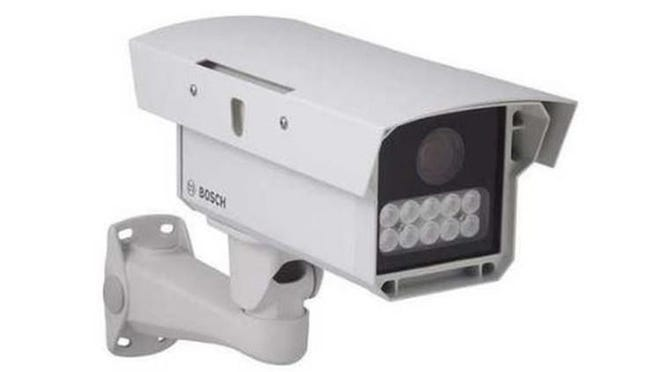 License plate reader camera systems will be installed at Daytona Beach International Airport after the Volusia County Council approved purchasing them. The cameras in the picture are similar. [File Photo}