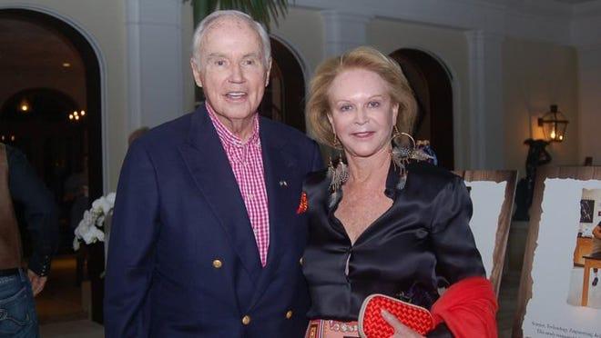 Brian and Eileen Burns