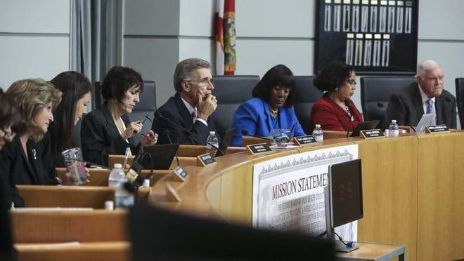 Palm Beach County School Board members