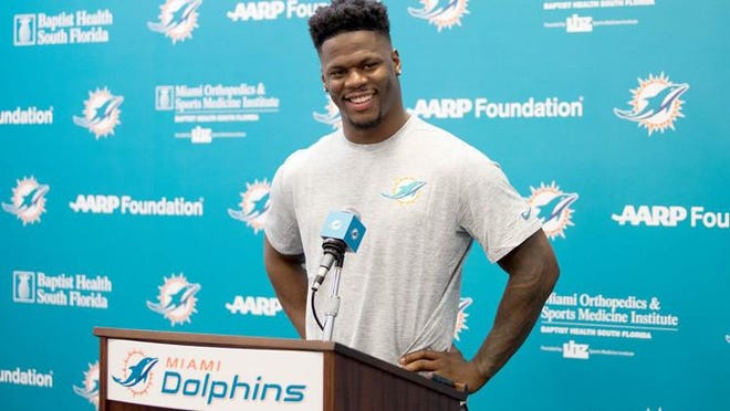 Jerome Baker is a Dolphins leader.