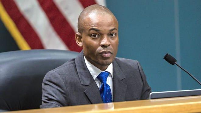 Palm Beach County Commissioner Mack Bernard
