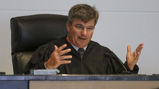 Palm Beach County Circuit Judge John Kastrenakes